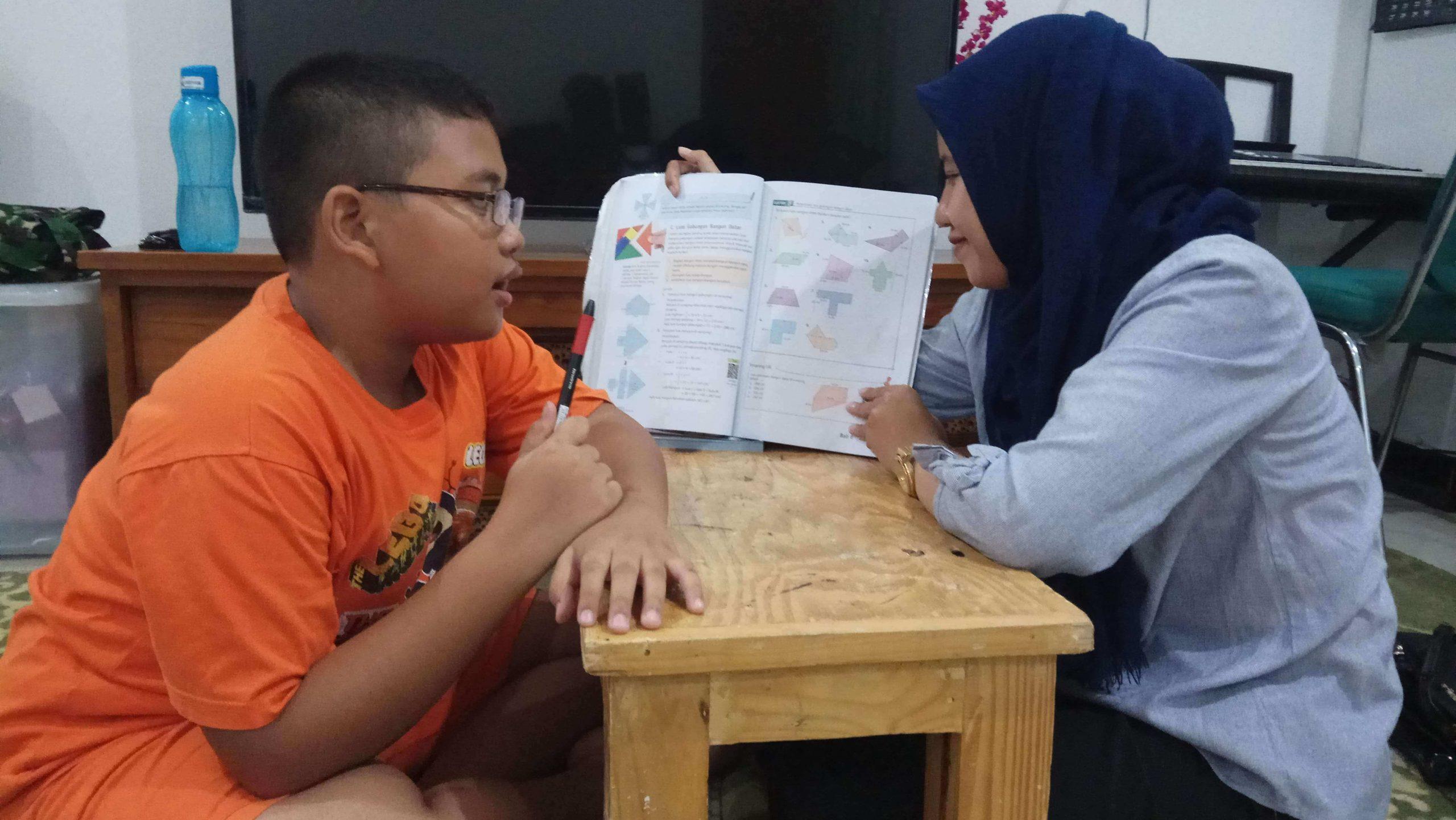 Guru Les Privat ke Rumah Grand Depok City (GDC) Depok SD SMP SMA