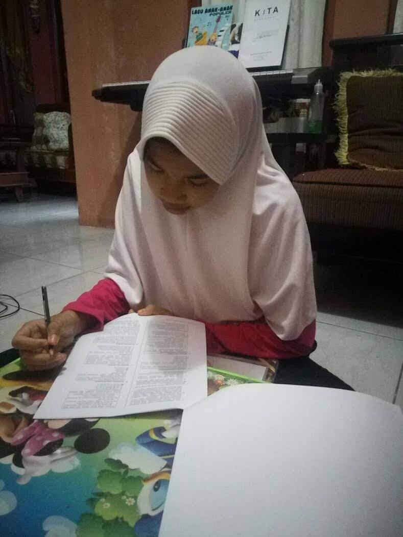 Guru Les Privat ke Rumah Parung Bogor SD SMP SMA