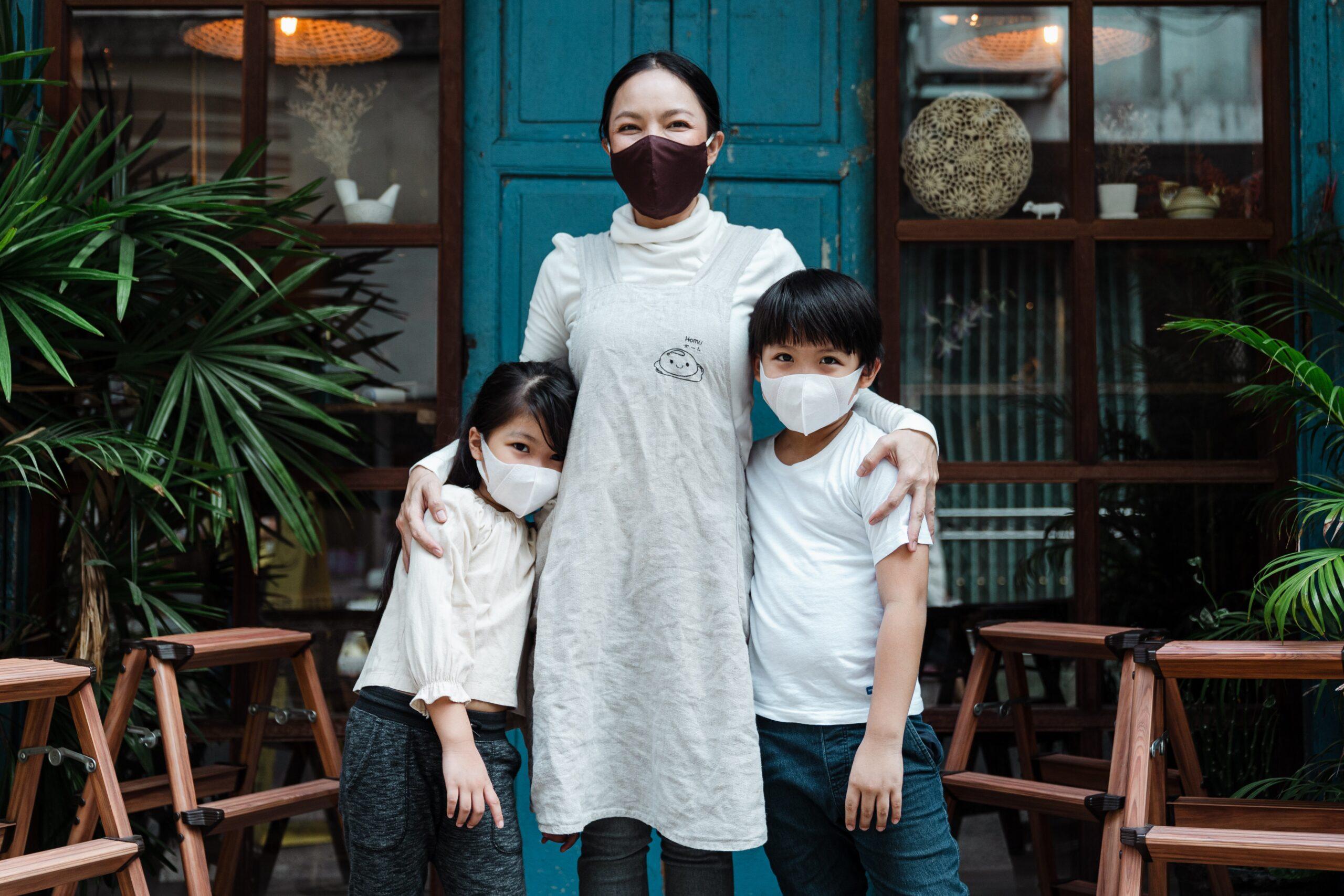 peran orang tua di masa pandemi Guru Les Private